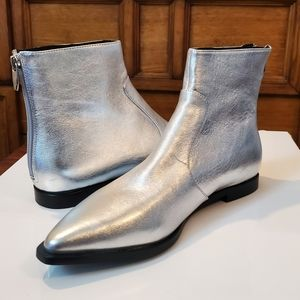 🗯New! Sigerson Morrison Eranthe Leather Boots.